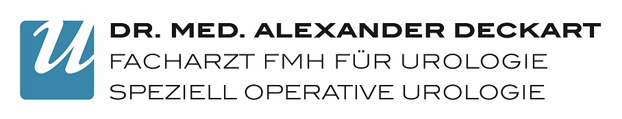 Logo - Dr. med. Alexander Deckart - Operative Urologie - Basel